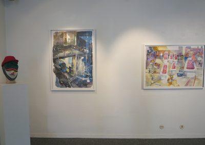 Citystage3 - Borlänge konsthall 2015